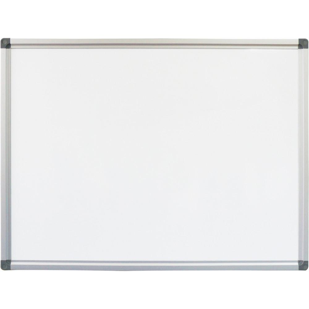 Rapidline Standard Whiteboard 1500x1200mm Aluminium Frame