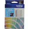 Brother LC-135XLC High Yield Ink Cartridge Cyan