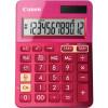 Canon LS-123KM Desktop Calculator 12 Digit Pink