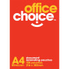 Office Choice Laminating Pouches A4 80 Micron Box of 100