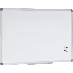 Visionchart OPW Whiteboard 1500x900mm Aluminium Frame