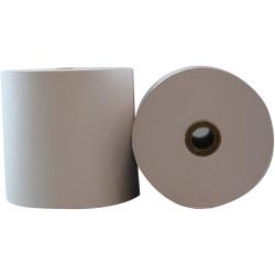 KLEENKOPY FSC Bond Register Rolls 76mm x 76mm x 12mm 49m Roll Pack of 4