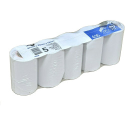 Victory Thermal Register Rolls 57x35x12mm 12m Roll Pack of 5