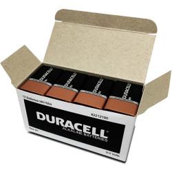 Duracell Coppertop Battery 9V Bulk Pack of 12