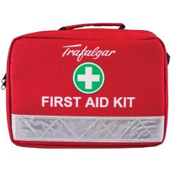 Trafalgar First Aid Kit Workplace Portable Soft Case