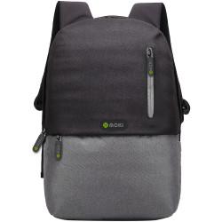 Moki 15.6 Inch Odyssey Backpack Black & Grey