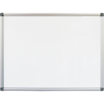 Rapidline Standard Whiteboard 1200x1200mm Aluminium Frame